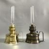 Brasserielampan 14''' mässing 33 cm
