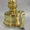 Brasserielampan 14''' mässing 30 cm