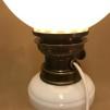 Herrgårdslampan - elektrifierad - Herrgårdslampan antikoxiderad mässing ELEKTRISK