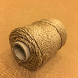 Simpelkort 9/16 av lin - små rullar - Simpelkort 50 gram 6/16