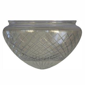 Ampelskärm slipad 200 mm - Ampelskärm slipad 200 mm i diameter