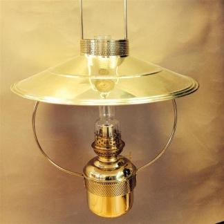 Cabinlamp i mässing 14''' - Cabinlamp