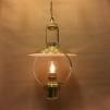 Cabinlamp - elektrifierad