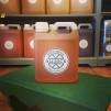 Linolja kokt 1 liter - Kokt Linolja - 1 liters dunk