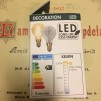 Glödlampa litet klot LED 2W - E14