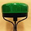Strindbergslampa 235mm mörkgrön