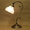 Jugendlampan med slipad frostad skärm