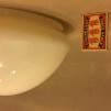 Ampelskärm vaniljton 235 mm