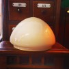 Ampelskärm vanilj 200 mm