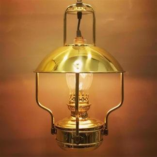 Clipperlamp - elektrifierad - Clipperlamp ELEKTRISK