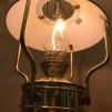 Clipperlamp - elektrifierad