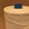 Oblekt bomull 0,8 mm mattvarp - 500 gram på rulle