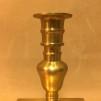 Ljusstake mässing 1700-tals replika Nr. 1