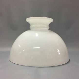 Rochesterskärm opal - 275 mm (Skärm till fotogenlampa) - Rochesterskärm 275 mm