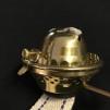 Brännare 1'' med skruv (och 25 mm veke) (Brännare till fotogenlampa)