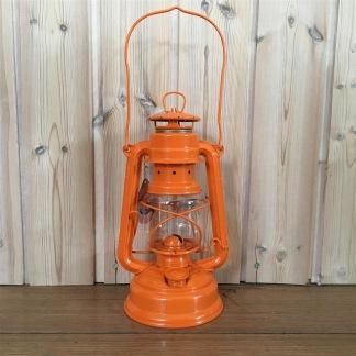 Stormlykta orange - Feuerhand original (No 276) - Stormlykta Feuerhand ORANGE