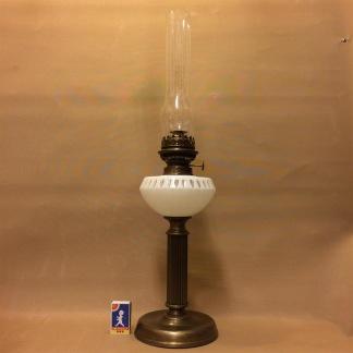 Hög antikoxiderad lampa med 20''' brännare (äldre) - 20''' piedestallampa