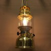 Petromax taklampa klarglas HK 500 - elektrifierad