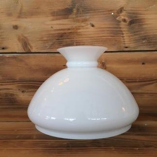 Vestaskärm opal - 190 mm (Skärm till fotogenlampa) - Vesta vit 190 mm