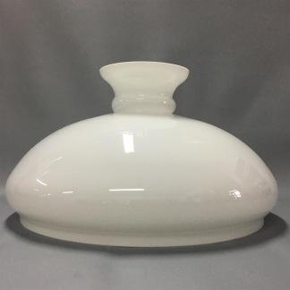 Vestaskärm opal - 330 mm (Skärm till fotogenlampa) - Vesta vit 330 mm