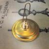 Sotskydd hängande mässing mellan (Reservdel till fotogenlampa)