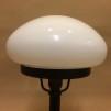 120 mm - Skärm opalvit liten - till Strindbergslampa