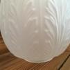 70 mm - Kupa 10''' tulpan akantusblad (Kupa till fotogenlampa)