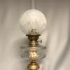 85 mm - Kupa 14''' klotformad äldre (Kupa till fotogenlampa)