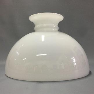 Rochesterskärm opal - 330 mm (Skärm till fotogenlampa) - Rochesterskärm 330 mm