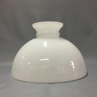 Rochesterskärm opal - 300 mm (Skärm till fotogenlampa) - Rochesterskärm 300 mm