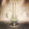 52 mm - Linjeglas 14''' / 15''' droppformad (Glas till fotogenlampa) - Linjeglas 14''' / 15''' (52 mm) droppformad modell
