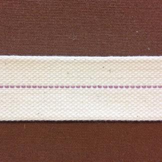 Veke 35 mm för 6''' rundbrännare (Veklängd: 25 cm) (Veke till fotogenlampa) - 35 mm (6''' veke) - 25 cm lång