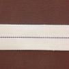 Veke 40-42 mm för 8''' rundbrännare (Veklängd: 25 cm) (Veke till fotogenlampa) - 42 mm (8''' veke normal) - 25 cm lång