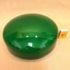 235 mm - Skärm mörkgrön stor - till Strindbergslampa - Strindbergsskärm STOR mörkgrön 235 mm i diameter
