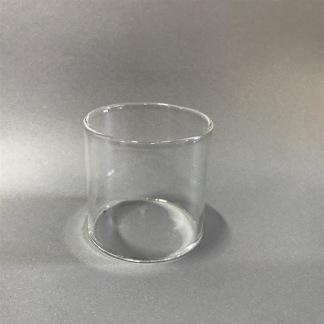 Extraglas eller packning till minsta gruvlyktan 17 cm Miner's Lamp - TILLVAL: Extraglas till denna lampa