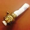 20''' idealbrännare för bl.a. Stelton (med 20''' idealveke) (Brännare till fotogenlampa)