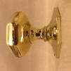 Draghandtag fasettknopp - Fasetterat knopphandtag dragmodell