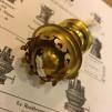5''' flatbrännare  (med 13 mm veke och oljehusring) (Brännare till fotogenlampa) - 5''' flatbrännare inkl veke och oljehusring