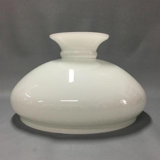 Vestaskärm opal - 280 mm (Skärm till fotogenlampa) - Vesta vit 280 mm