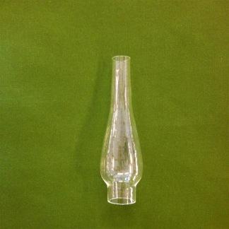 24 mm - Linjeglas 2''' lökformad (Glas till fotogenlampa) - Linjeglas lökformat 2''' (24 mm)