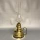 52 mm - Linjeglas 14''' / 15''' droppformad (Glas till fotogenlampa)