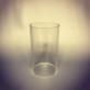 Extraglas cylinder, bl.a. till tåglyktor - Cylinderformat glas 65 mm i diameter