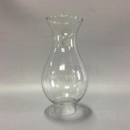 Reservglas till Strömshaga 45x170 mm - Linjeglas stor lök med rak kant