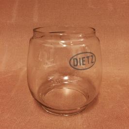 Extraglas stormlykta Dietz (No 76) - Extraglas för stormlyktan Dietz No 76