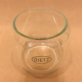 Extraglas stor stormlykta Dietz (No 30) och Feuerhand (No 270) - Reservglas för extrastora stormlyktan Dietz No 30
