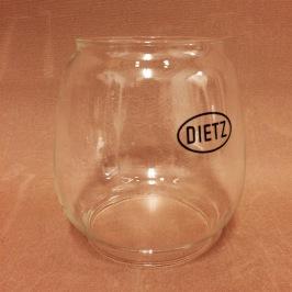Extraglas till STORA trädgårdslampan Dietz (No 8) - Extraglas för STORA trädgårdslampan Dietz