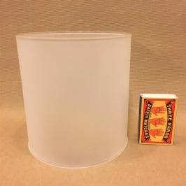 Extraglas 110x116 cylinder (klar eller frostad) till bl.a. Petromax, Optimus, Primus, Radius - Extraglas Petromax FROSTAT helmatt