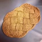 Repmatta i kokos