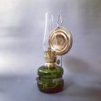 Väggfotogenlampa i miniatyr (äldre)