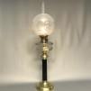 85 mm - Kupa 14''' klotformad dansk (Kupa till fotogenlampa)